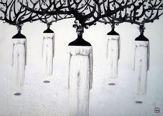 donne alberi